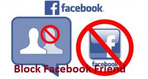Block-Facebook-Friend