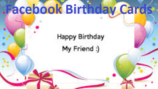 Groovy Facebook Birthday Cards Facebook Birthdays Today Facebook Personalised Birthday Cards Paralily Jamesorg