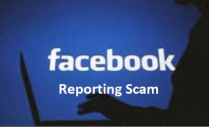 Facebook-Reporting-Scam