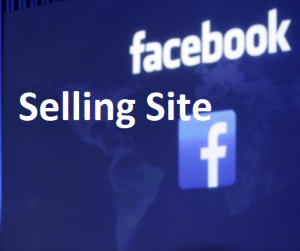 Facebook-Selling-Site