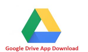 Google-Drive-App-Download