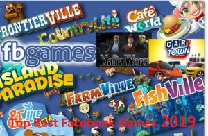 Top-Best-Facebook-Games-2019