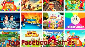 Top-Facebook-Games
