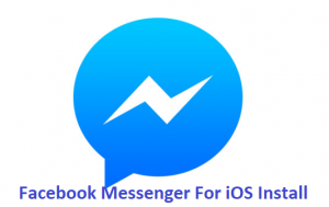 Facebook-Messenger-For-iOS-Install