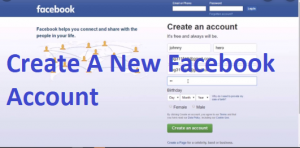 Create-A-New-Facebook-Account