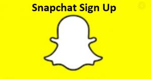 Snapchat-Sign-Up