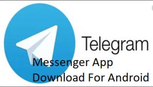Telegram-Messenger-App-Download-For-Android