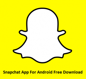 Snapchat-App-For-Android-Free-Download