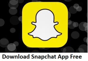 Download-Snapchat-App-Free