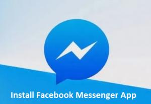 Install-Facebook-Messenger-App