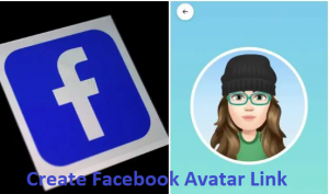 Create-Facebook-Avatar-Link