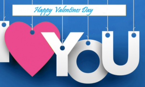 facebook happy valentine's day wishes