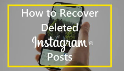 delete instagram post mistakenly