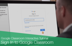 How to Login to Google Classroom