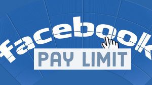 facebook pay limit