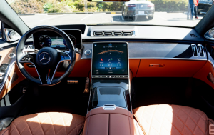 The 2021 Mercedes-Benz S-Class merges next-level tech with luxury