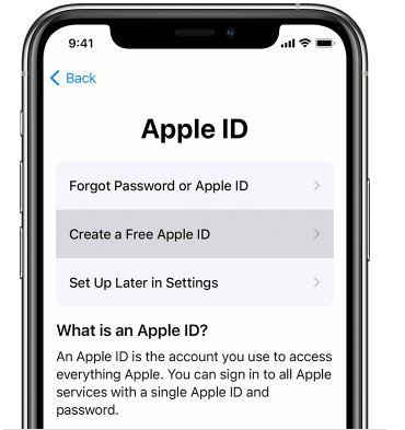 How To Create New Apple ID