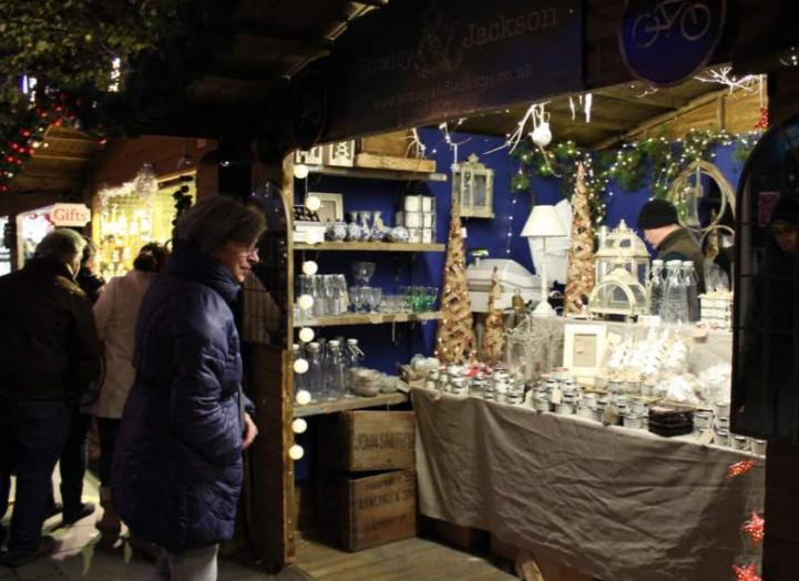 York Christmas Market 2021